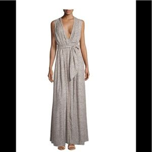 L'agence beautiful Maxi dress, worn once
